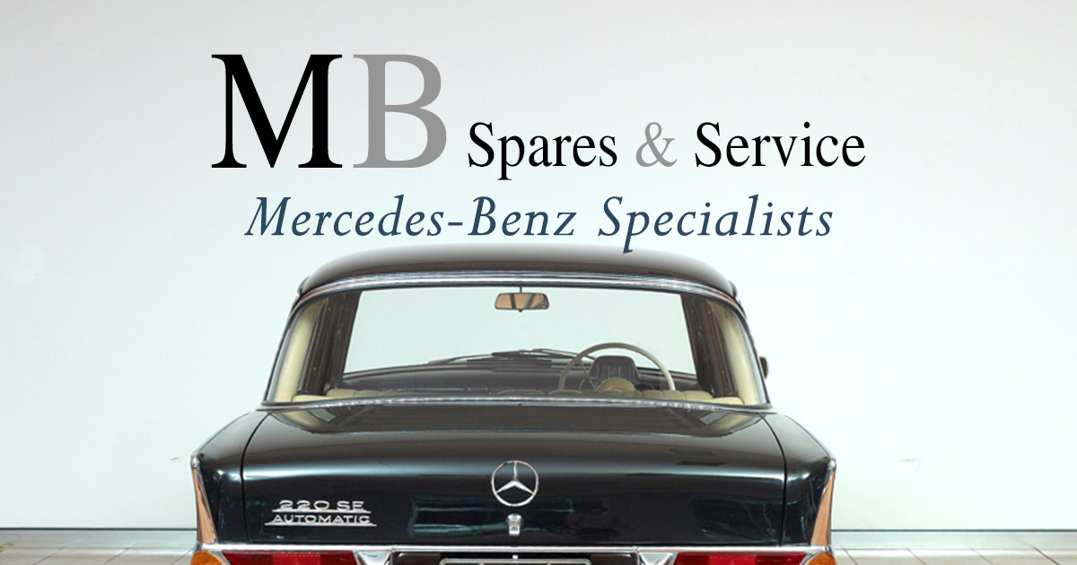 MB Spares, Australia\'s leading Independent Mercedes-Benz spare parts ...