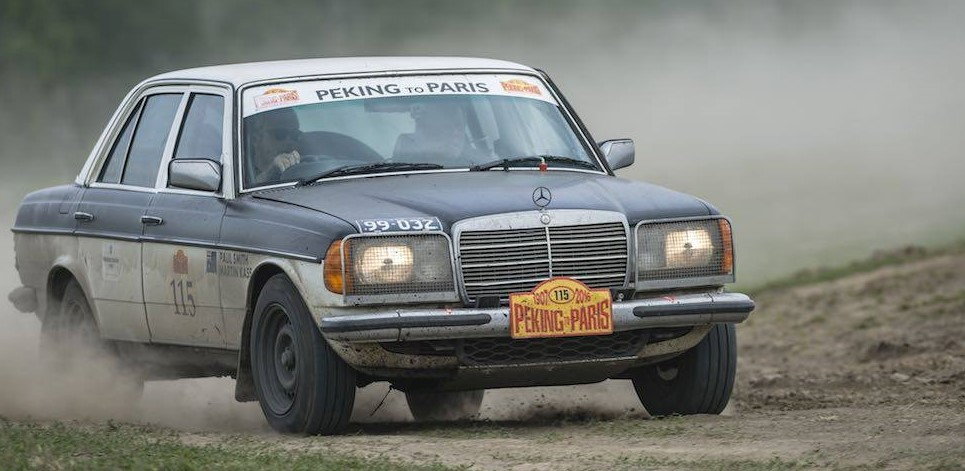 MB Spares & Service built one of the entrants for the 2016 Peking to Paris Rally. Vehicle is a specially prepared W123 series 280E. You can see the build and progress of the car on our Facebook site.